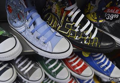 c8e924fd54eb Converse Sues Dozens Over Chuck Taylor Sneaker TMs - Law360