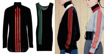 Adidas sues the notorious fashion thief, Marc Jacobs for trademark infringement
