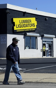Lumber Liquidators False Ad Suit Survives Bid To Toss Law360