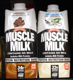Supplement Maker Accused Of Misleading >> Consumers Push For Judgment In Muscle Milk Ad Suit Law360