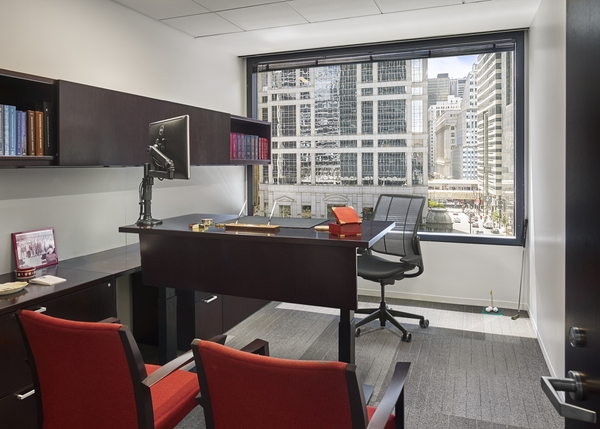 5 examples of modern law firm office spaces