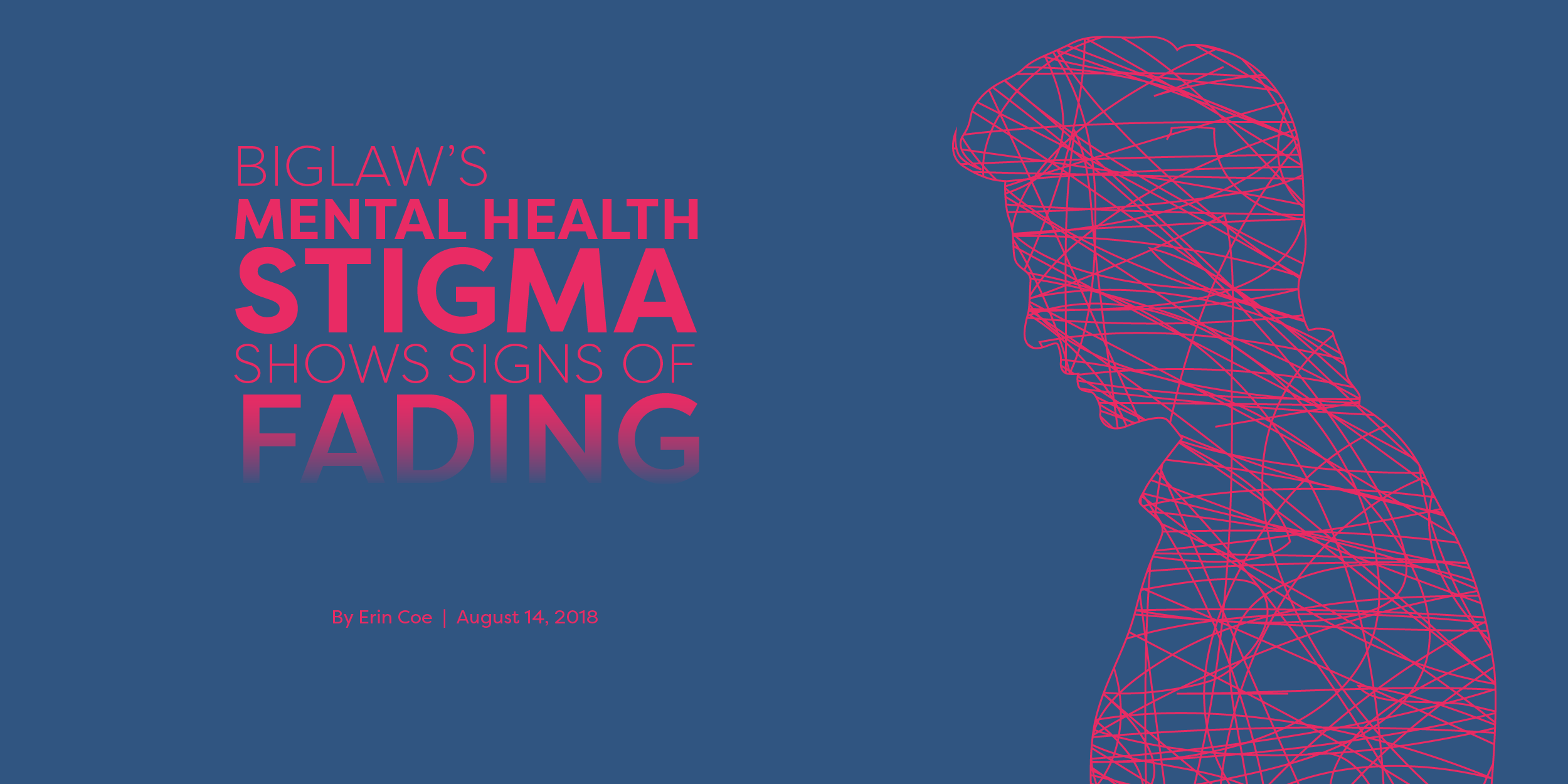 Biglaw S Mental Health Stigma Shows Signs Of Fading Law360
