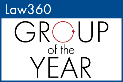 Law360 Practice Groups Of The Year 2019