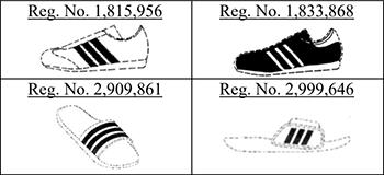 Skechers wants a federal judge to rule that its Skecher Street Goldie-Peaks  shoe 31e3ece05